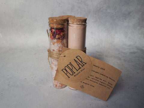 POPLAR - Natural Beauty Kit - Makers On Mount