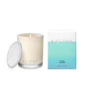 ECOYA - Lotus Flower, Mini Madison Candle - Makers On Mount