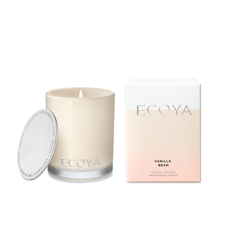 ECOYA - Vanilla Bean, Mini Madison Candle - Makers On Mount