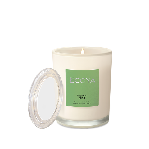 ECOYA - French Pear, Metro Candle