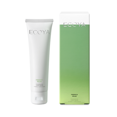 ECOYA - French Pear, Hand Cream