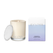 ECOYA - Coconut & Elderflower, Mini Madison Candle
