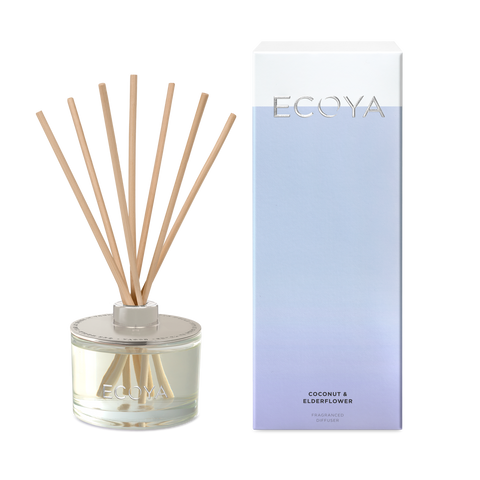 ECOYA - Coconut & Elderflower, Diffuser