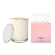 ECOYA - Sweet Pea & Jasmine, Madison Candle