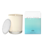 ECOYA - Lotus Flower, Madison Candle - Makers On Mount