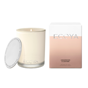 ECOYA - Cedarwood & Leather, Madison Candle - Makers On Mount