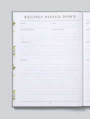 WRITE TO ME - Recipes Passed Down, Wine