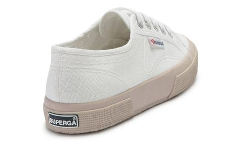 SUPERGA - 2750 Cotu Classic, White / Pink Skin - Makers On Mount