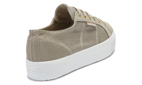 SUPERGA - 2730 Fabric Weaved, Beige Taupe - Makers On Mount