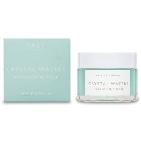 SALT BY HENDRIX - Crystal Waters Hyaluronic Mask