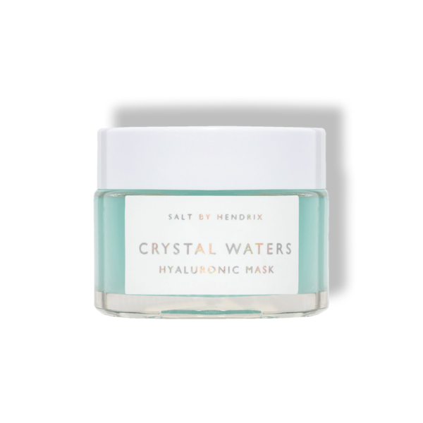 SALT BY HENDRIX - Crystal Waters Hyaluronic Mask - Makers On Mount
