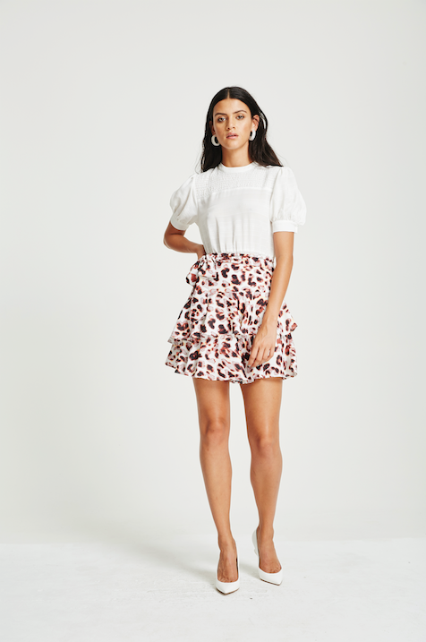VÉSTIRE - Clemence Mini Skirt