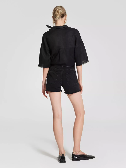 NOBODY DENIM - Highboy Short, Allnight