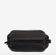 STATUS ANXIETY - Liability Toiletries Bag, Black - Makers On Mount