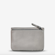 STATUS ANXIETY - Is Now Better, Wallet, Light Grey - Makers On Mount