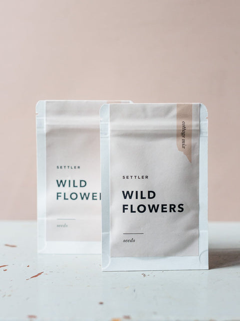 SETTLER HIVES - Wild Flowers