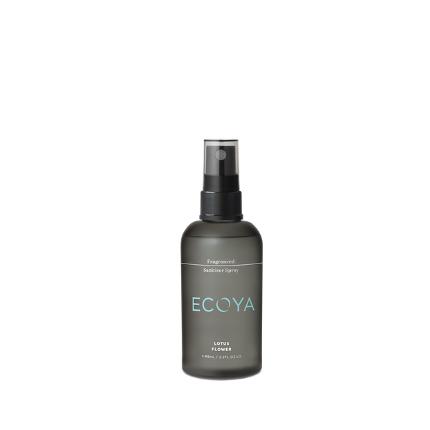 ECOYA - Lotus Flower, Sanitiser Spray