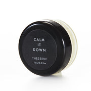 THESEEKE - Calm It Down, Calming Temple Balm - Makers On Mount