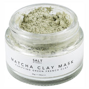 SALT BY HENDRIX - Matcha Face Mask - Makers On Mount