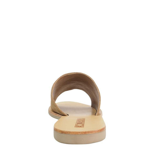 SOL SANA - Teresa Slide, Tobacco Suede - Makers On Mount