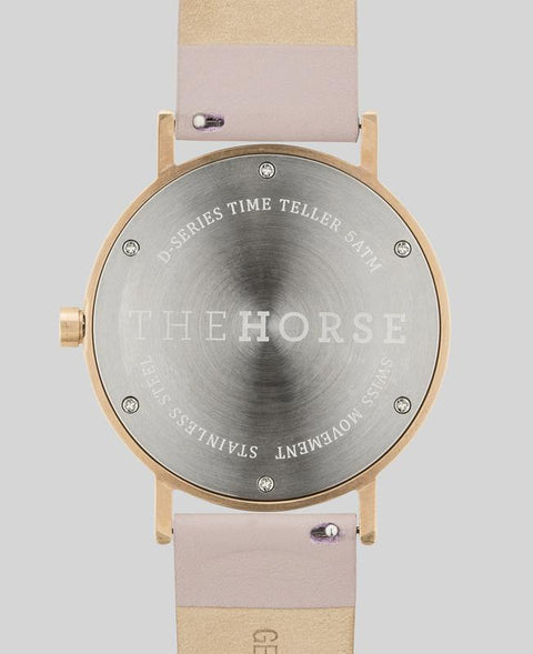 THE HORSE - D Series Watch, Gift Box