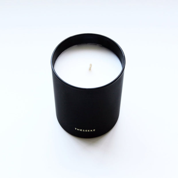 THESEEKE - Lemongrass Essential Soy Candle - Makers On Mount