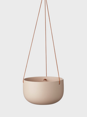EVERGREEN COLLECTIVE - Cade Hanging Pot Large, Dusk