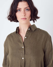 ASSEMBLY LABEL - Xander Long Sleeve Shirt, Thyme
