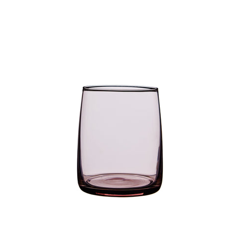 MILK & SUGAR - Wylie Low Tumbler, Rose (Set of 4)