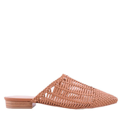 SOL SANA - Zoe Flat, Tan - Makers On Mount