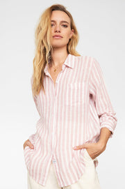 RAILS - Charli, Rose Stripe Shirt
