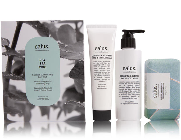 SALUS - Day Spa Trio