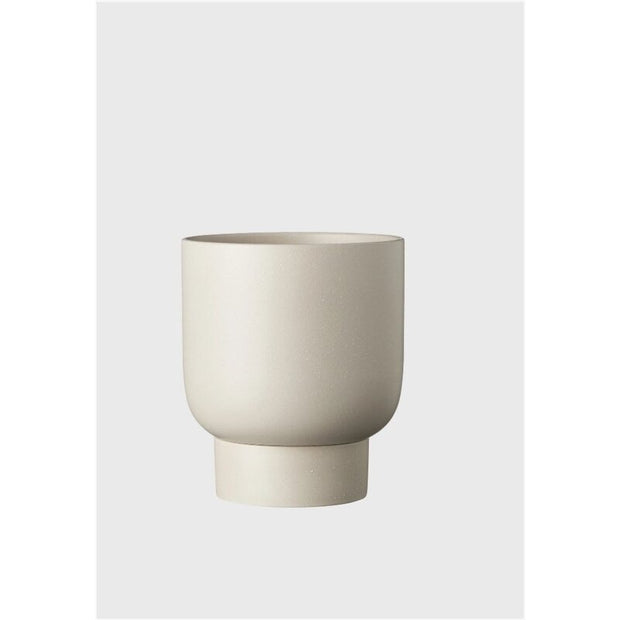 EVERGREEN COLLECTIVE - Finch Pot Small, Ash