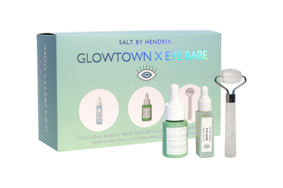 SALT BY HENDRIX - Glowtown x Eye Babe, Gift Set - Makers On Mount