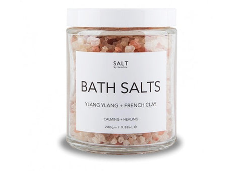 SALT BY HENDRIX - Ylang Ylang + French Clay, Bath Salts - Makers On Mount