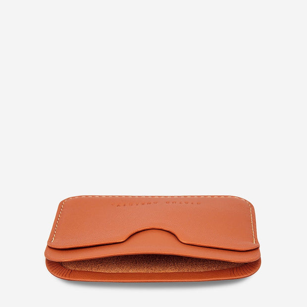 STATUS ANXIETY - Gus Wallet, Camel