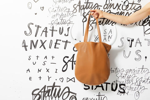 STATUS ANXIETY - Appointed Bag, Tan - Makers On Mount