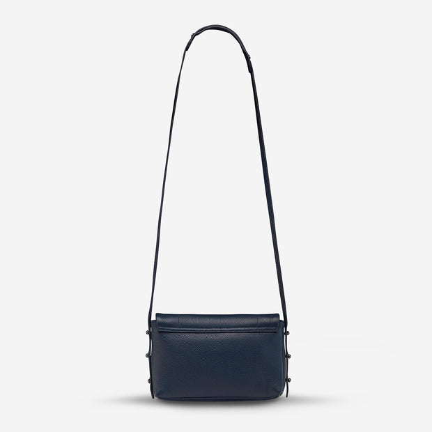 STATUS ANXIETY - Succumb Bag, Navy Blue - Makers On Mount
