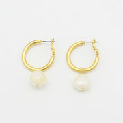 JOLIE & DEEN - Maci Earrings, Gold - Makers On Mount