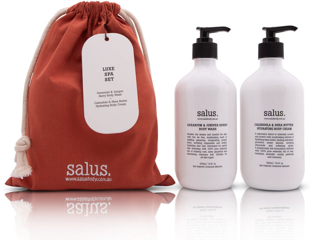 SALUS - Luxe Spa Set (Limited Edition Set)