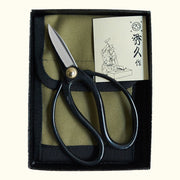 THE PLANT RUNNER - Hidehisa Mini Flower Shears, Black