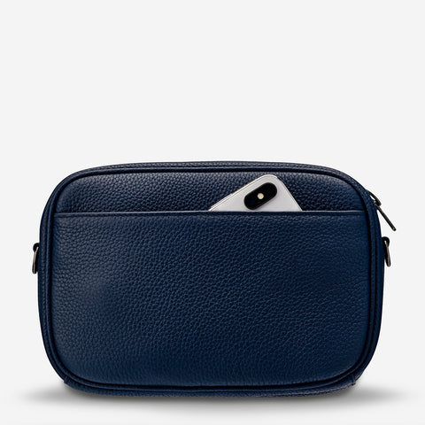 STATUS ANXIETY - Plunder Bag, Navy