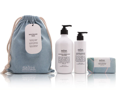 SALUS - Revitalise Trio (Limited Edition Set)