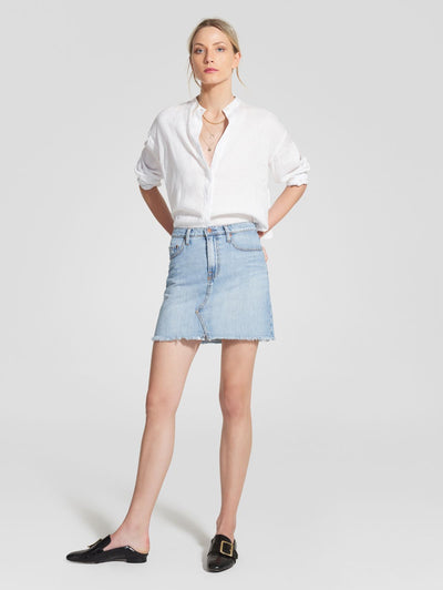 NOBODY DENIM - Piper Skirt, Status