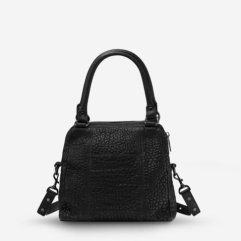 STATUS ANXIETY - Last Mountains Bag, Black Bubble