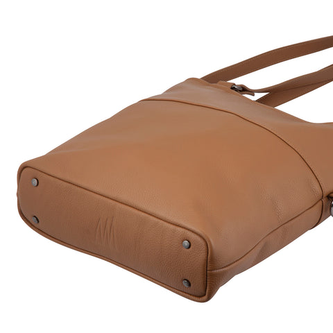 STATUS ANXIETY - Wasteland Bag, Tan