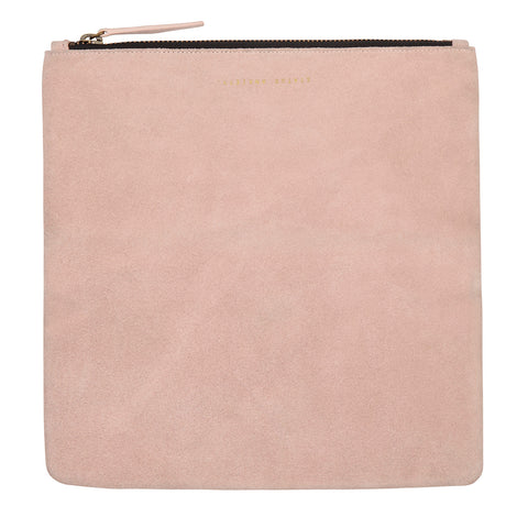 STATUS ANXIETY - Feel the Night Clutch, Dusty Pink