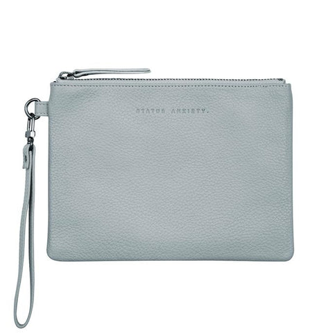 STATUS ANXIETY - Fixation Clutch, Arctic Grey - Makers On Mount
