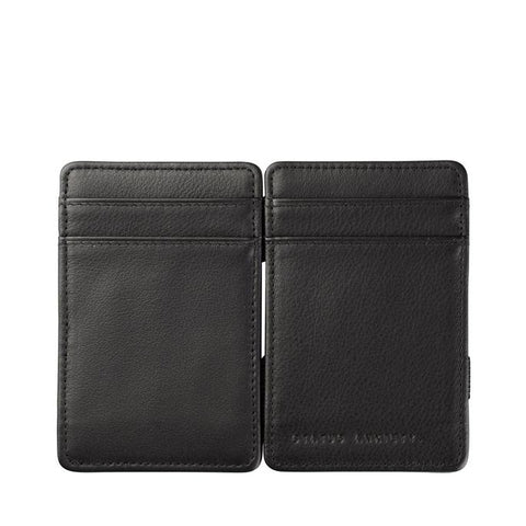 STATUS ANXIETY - Flip Wallet, Black - Makers On Mount