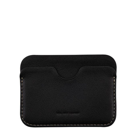 STATUS ANXIETY - Gus Wallet, Black - Makers On Mount
